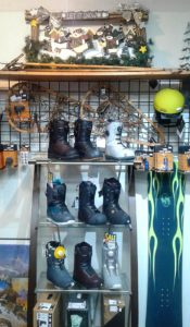 From skis, snowboards and snow accessories, come visit us to get fitted in the perfect gear for you.