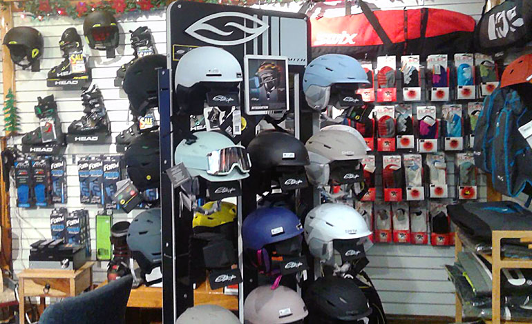 Ski and snowboard helmets and snow accessories shop in Federal Way and Kent, WA - Moxies.
