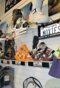 Ski and Snowboard shop in Federal Way and Kent, WA