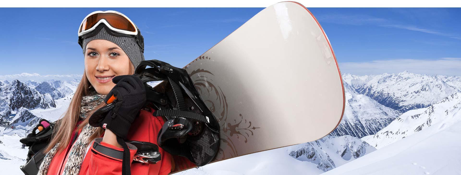 Snowboard Rental Shops in Federal Way and Kent, WA - Moxies