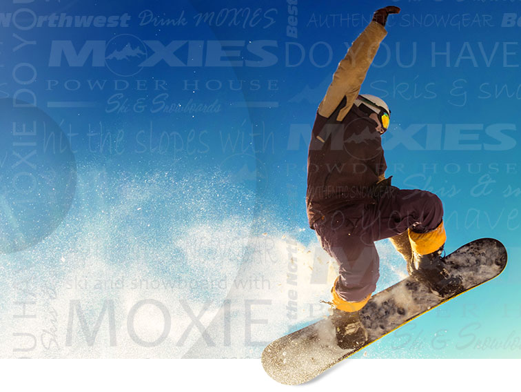 Snowboard shops in Kent, WA and Federal Way, WA - Moxies